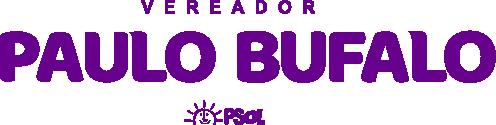 Paulo Bufalo vereador PSOL Logo
