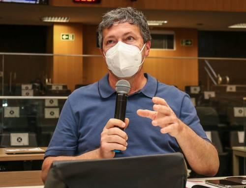 Paulo Bufalo apresenta projeto que cria Relatório de Acompanhamento de Obras da Prefeitura
